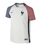 Футбольная форма Франции ЕВРО 2016, выездная