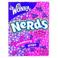 Конфеты Wonka Nerds Grape Strawberry