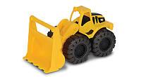 Игрушка Toy State Мини-строительная техника CAT Погрузчик 17 см 82013
