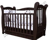 Кроватка Верес ЛД15 Соня орех