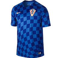 Футбольная форма Хорватии ЕВРО 2016, выездная