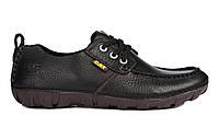 Мужские туфли Caterpillar Boat черные
