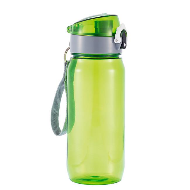 Бутылка для питья «Strap» салатовая