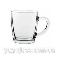 """Кружка стеклянная 340 мл """"Mugs 55531"""" 1шт."""
