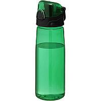 Термобутылка для питья «Capri» зеленая