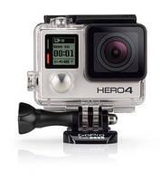 Экшн-камера GoPro Hero 4 Silver (CHDHY-401-FR)