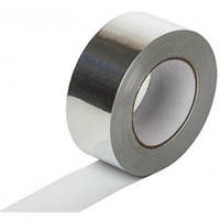 Скотч алюминиевый 30мкм 50х50