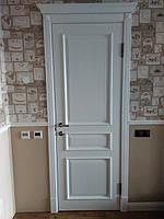 Двери деревянные межкомнатные в Киеве