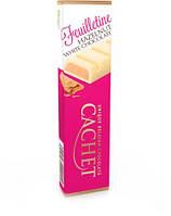 Белый  шоколад Сachet c ореховым кремом, 75 гр