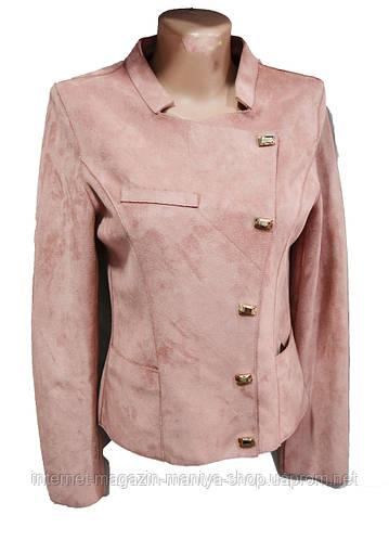 Куртка-пиджак женская осень