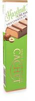 Молочный  шоколад Сachet c ореховым кремом, 75 гр