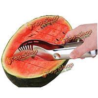 Нож для резки арбуза нержавеющая сталь