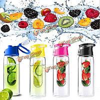 800мл фруктового сока вливая заварки бутылку воды спорта здоровья лимонного сока бутылки флип крышка