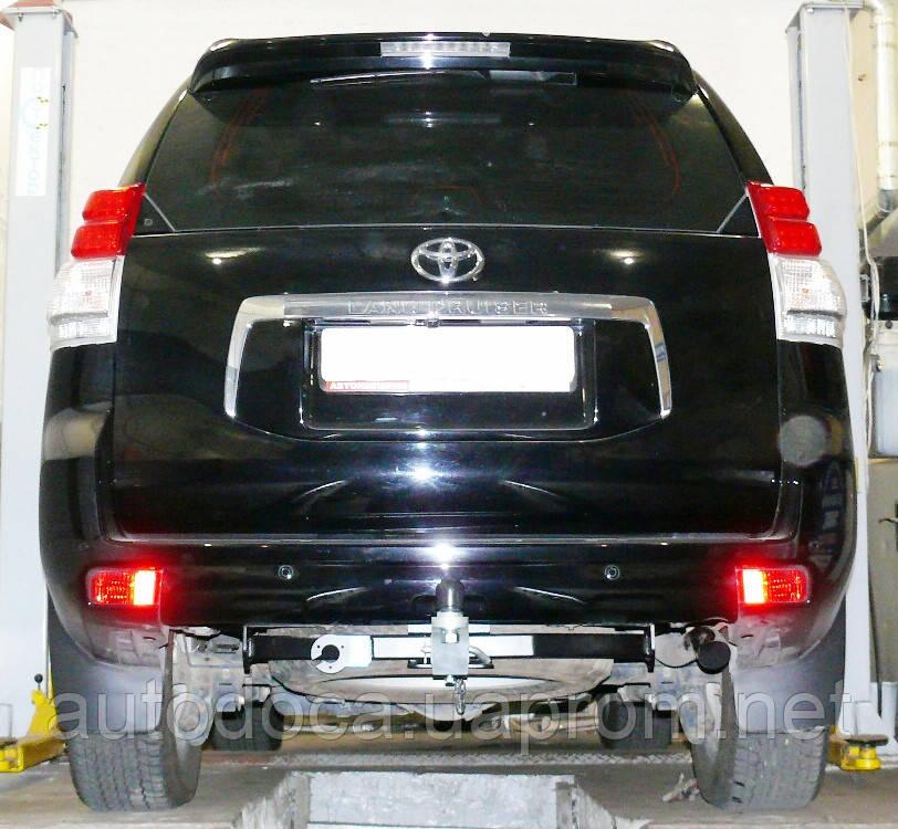 Фаркоп Toyota Land Cruiser Prado J150 с установкой! Киев