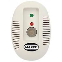 Сигнализатор газа Макси С бытовой, метан, пропан-бутан, угарный газ, работа от сети