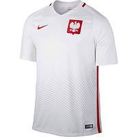 Футбольная форма Польши ЕВРО 2016, домашняя