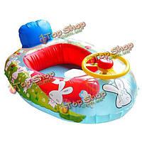 Плавательный плот для детей Автомобиль