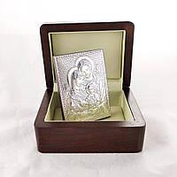 Образ у дерев'яній скриньці, фото 1