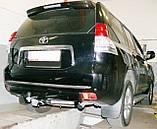 Фаркоп Toyota Land Cruiser Prado J150 с установкой! Киев, фото 3