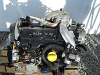 Двигатель Renault Megane II Estate 1.9 dCi, 2005-2009 тип мотора F9Q 818, фото 1
