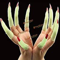 Ногти вампира светящиеся