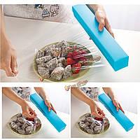 Полиэтиленовой пленкой фольги цепляться пленки резец резки коробки держатель Кухонные гаджеты