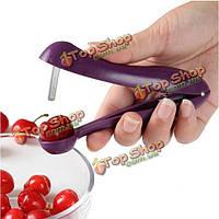 Портативный нержавеющая сталь вишня питтер плодов оливкового причину удаления