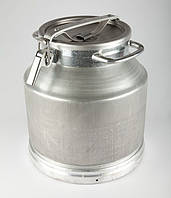 Бидон алюминиевый молочный  25 л  Калитва