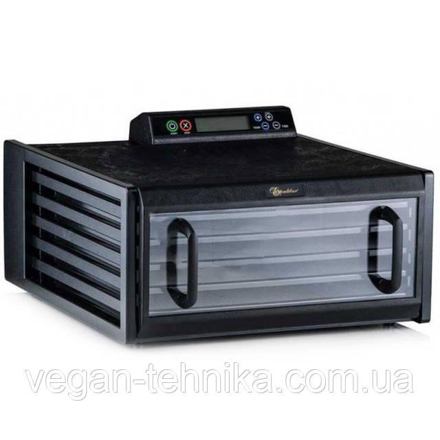 Дегидратор Excalibur 4548CDFB Black на 5 лотков с цифровым управлением
