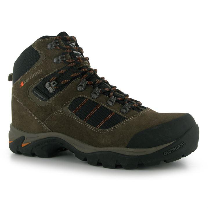 Трекинговые ботинки Karrimor ksb 200 Mens Walking Boots - Sport Box в Кременчуге