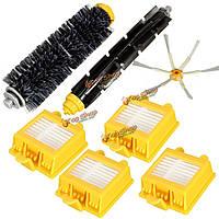 7шт фильтры щетки пакет комплект для IRobot Roomba 700 Series 760 770 780 790