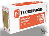 Базальтовая вата ТЕХНОФАС КОТТЕДЖ 100 мм (2 шт/уп) (1,2*0,6 м) (уп-1,44м2 / 0,144 м3)