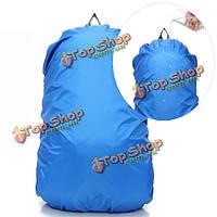 На открытом воздухе рюкзак крышка багажного пылезащитного водонепроницаемый протектор чемодан дождя перемещения тележки