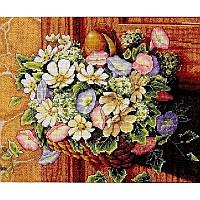 4371 Цветы в корзине. Classic Design