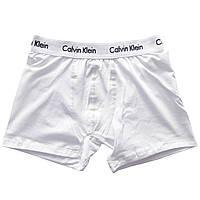 Мужские трусы Calvin Klein белые