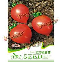 20 семян Семена красный персик овощи помидор