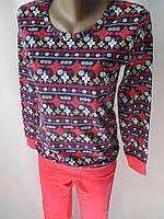 Турецкие хлопковые пижамы., фото 1
