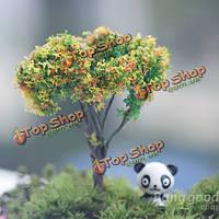 Мини смолы деревьев микро-ландшафтный декор сада DIY украшения