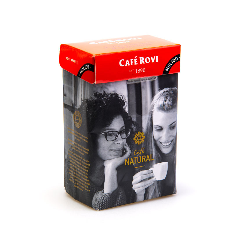 Кофе молотый Cafe Rovi Molido 250г.