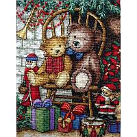 4377 Новогодние подарки. Classic Design