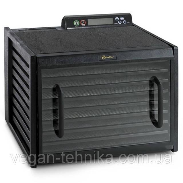 Дегидратор (сушилка) Excalibur 4948CDFB Black на 9 лотков с цифровым таймером