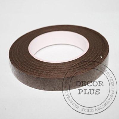 Тейп-лента коричневая