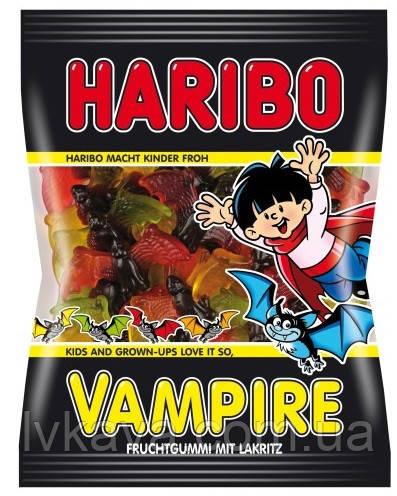 Желейные конфеты Haribo Vampire, 200 гр