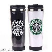 Термокружка Starbucks 400 ml 2 Цвета! Идеально для подарка!, фото 1