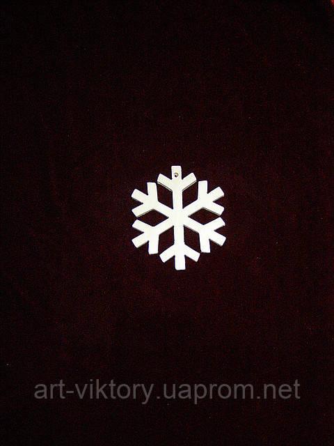 Снежинка подвес