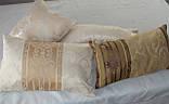 Комплект подушок молочні класік 4шт, фото 2