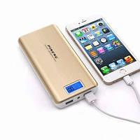 Портативный аккумулятор для Iphone Power Bank Pineng P-999 20000 mAh