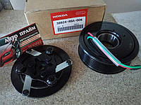Шкив+муфта компрессора кондиционера HONDA ACCORD 2,4
