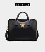 Мужской портфель Versace – обязательный аксессуар современного делового мужчины