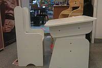 Комплект Парта-растишка и стульчик растишка Fasoff, фото 1